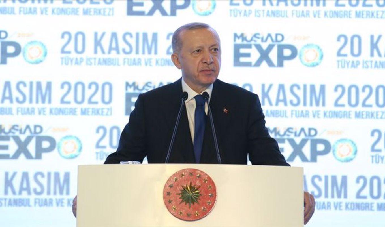 Başkan Recep Tayyip Erdoğan'dan Sert Faiz Açıklaması Geldi!