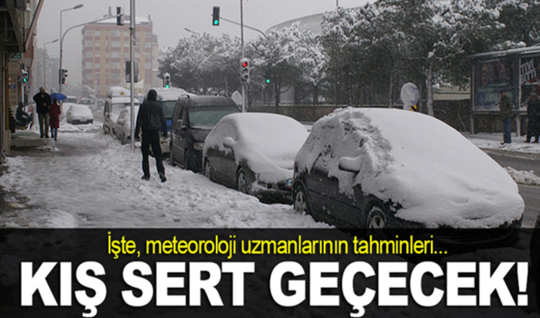 2019-2020 Kar Yağışı geliyor! Meteoroloji Uzmanı çok...