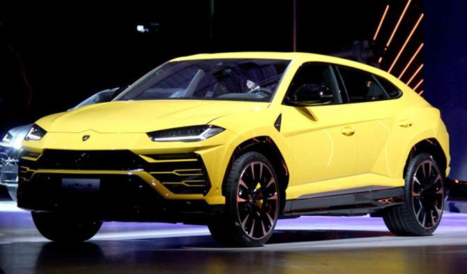 Urus Lamborghini >> 2019 Lamborghini Urus Tanıtıldı - Boxer Dergisi