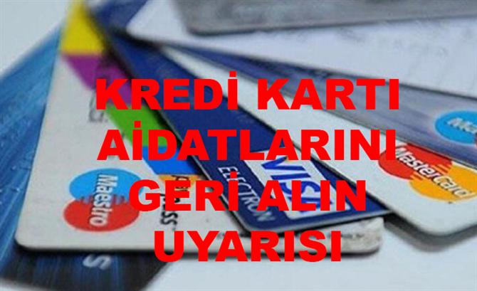 Kredi Kartı Aidatı Ücreti Nasıl Geri Alın Uyarısı! E-Devlet Üzerinden Hemen Geri Alınabiliyor