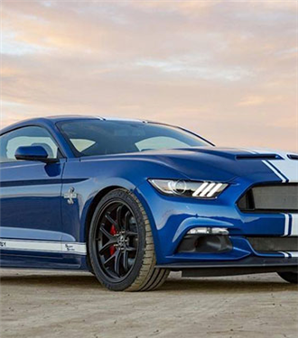 2018 Ford Shelby Super Snake