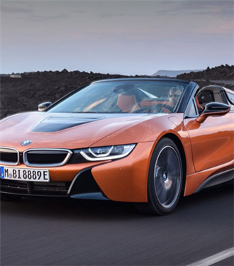 2019 BMW 18 Roadster