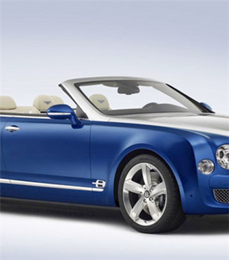 Bentley'in Göz Bebeği Mulsanne Convertible
