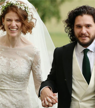 Game Of Thrones'un Lord Kumandanı Kit Harington Evlendi
