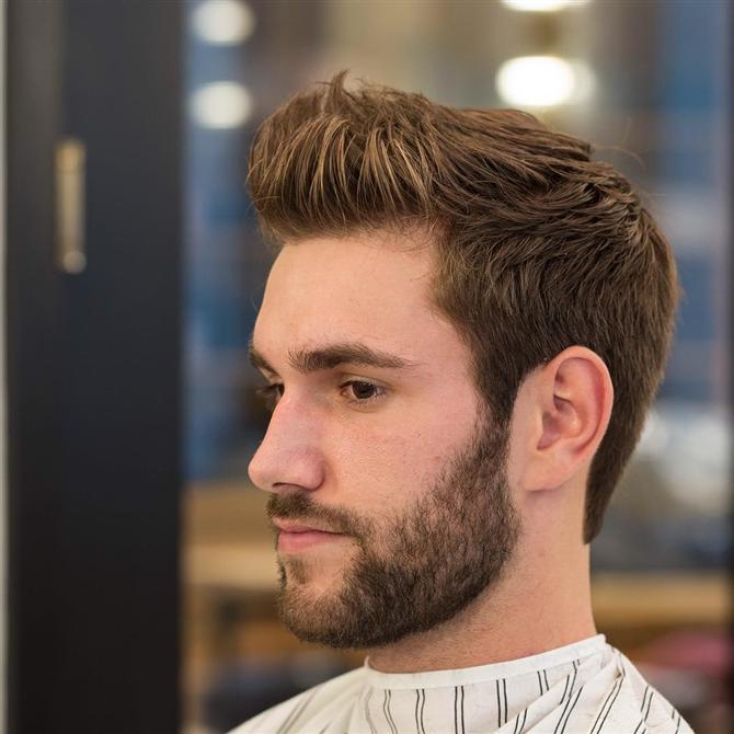 Erkek saç kesimi çeşitleri