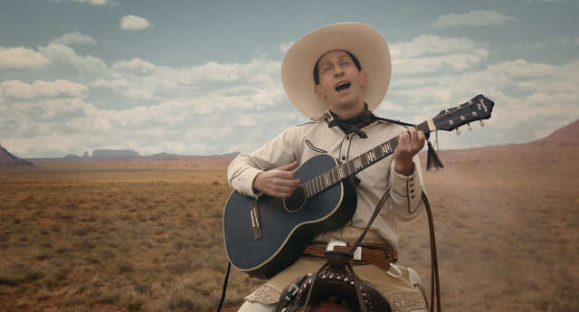36. The Ballad of Buster Scruggs