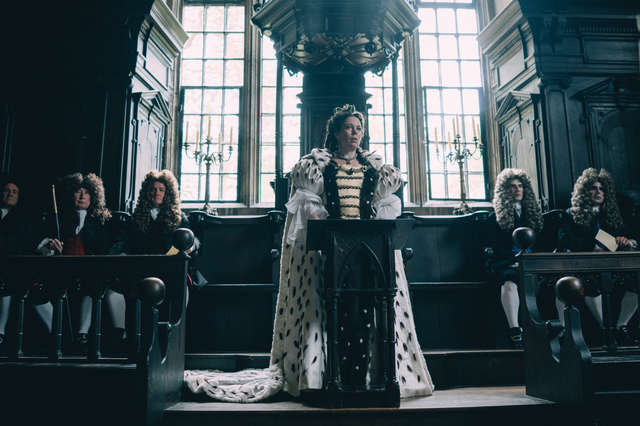 34. The Favourite