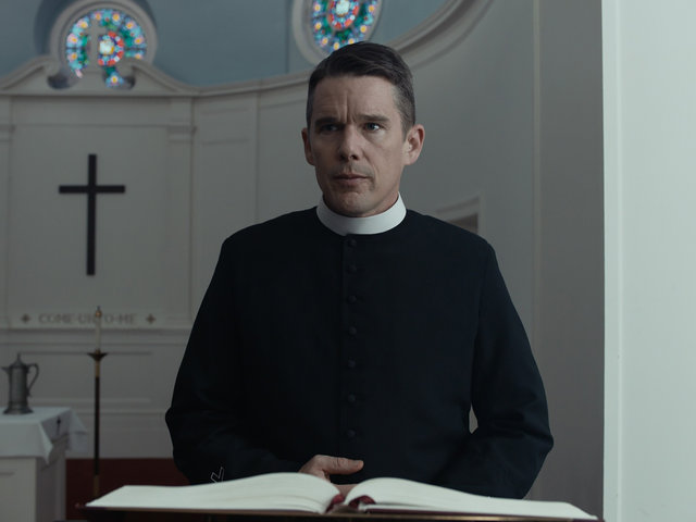 4. First Reformed