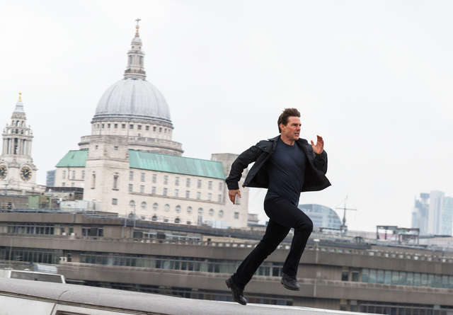 11. Mission: Impossible - Fallout