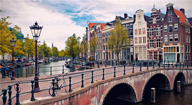 AMSTERDAM / HOLLANDA