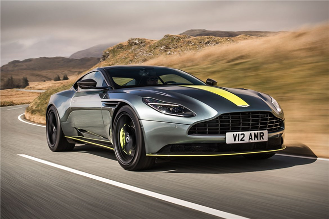 Aston Martin DB11 AMR Coupe