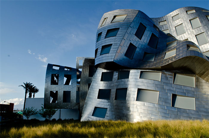 Lou Ruvo Center, Las Vegas, Nevada