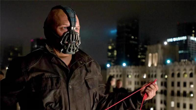 Bane (Tom Hardy) - The Dark Knight Rises - En Çekici Kötü Film Karakterleri