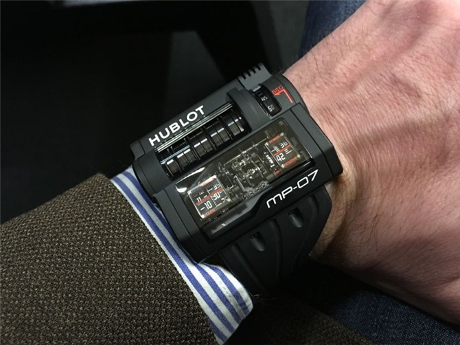 Hublot MP-07 42 Days Power Reserve