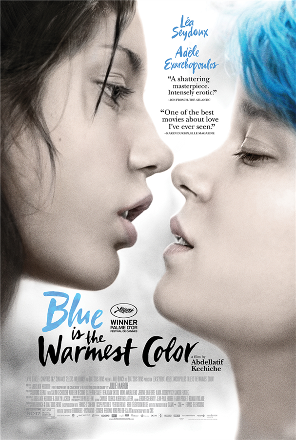 Blue is the Warmest Color - En Romantik 25 Film