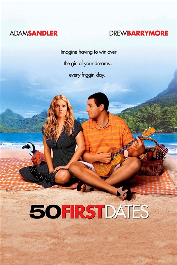 50 First Dates  - En Romantik 25 Film