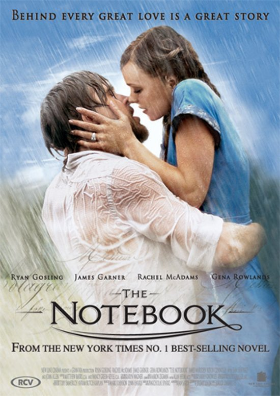 The Notebook - En Romantik 25 Film