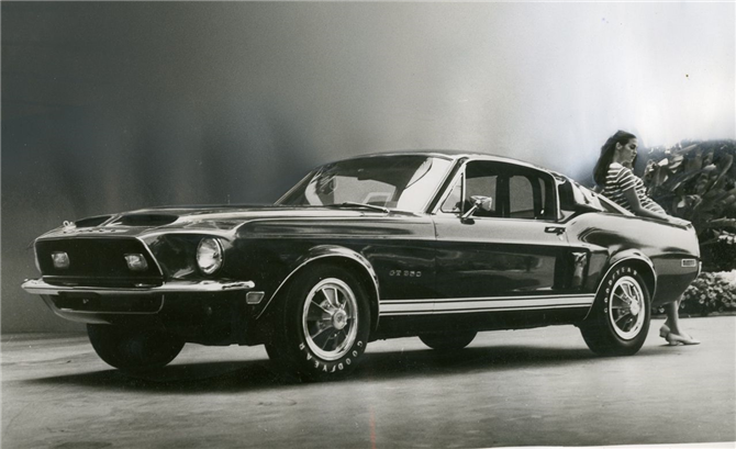 Ford Mustang Shelby GT500 – 1967