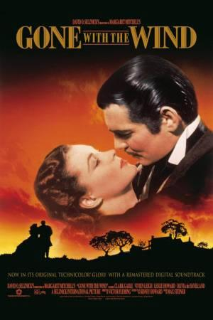 Gone With The Wind - En Romantik 25 Film