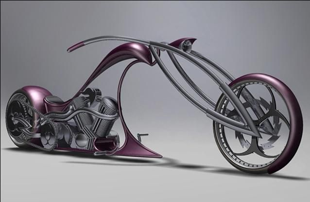 Swordfish Motorcycle