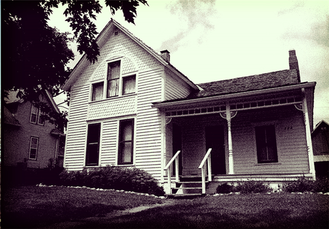 The Villisca Axe Murder House, Villisca, Iowa