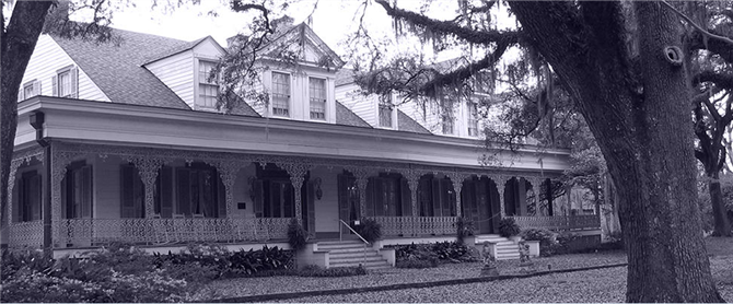 Myrtles Plantation, St. Francisville, Louisiana