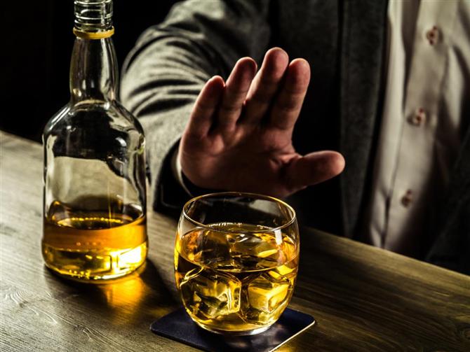 Alkolden Kaçının