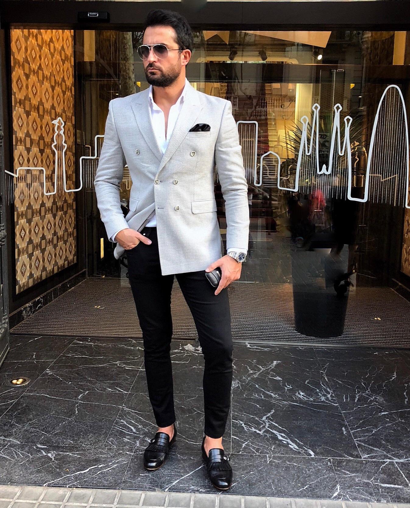 Klasik Giyim Tarzı Erkek 2019